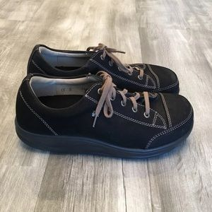 Finn Comfort Shoes - Finn Comfort Women's Black Shoes 7.5 US
